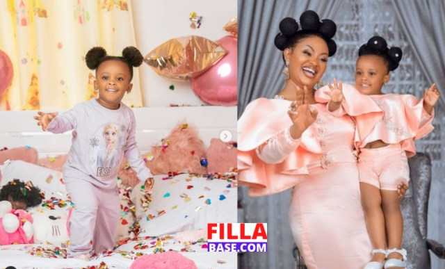 Baby Maxin: McBrown's Daughter Celebrates Her Birthday In Style