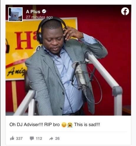 DJ Adviser