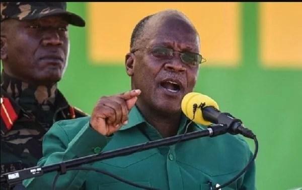 Tanzania's President John Magufuli Reported Dead