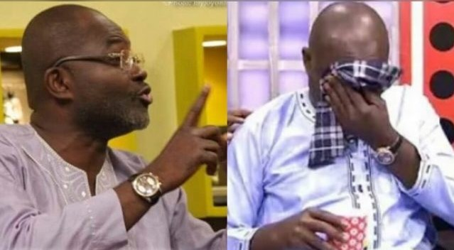 kennedy agyapong weeps