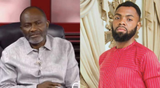 Kennedy Agyapong and Rev Obofour