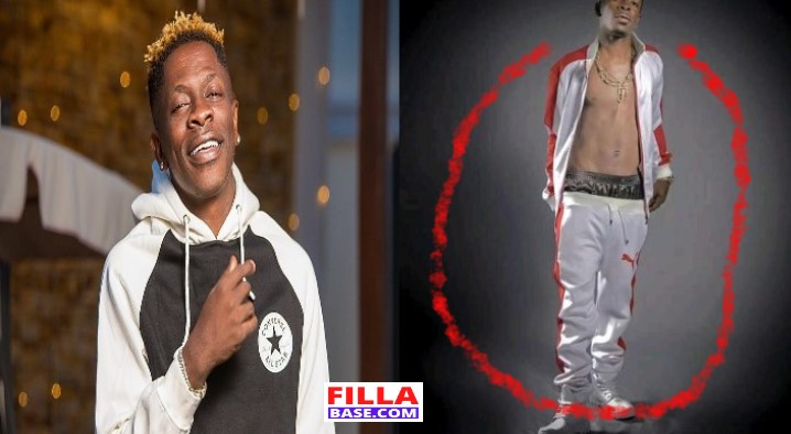 Is He Sick? Netizens Ask As Sick Looking Photo Of Shatta Wale Drops