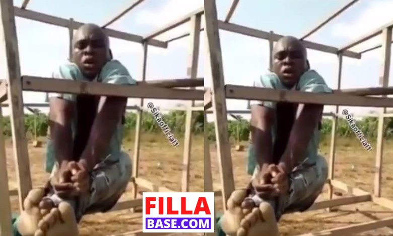 Thief Hanged For Stealing Phone At Weija