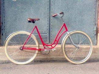 Punainen mummopyörä