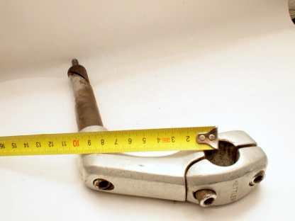 Kettler 22,0mm 90mm 22,2mm quill ohjainkannatin