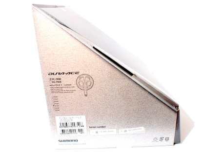 Shimano Dura-Ace FC-7900 172,5mm 53/39T 10spd Hollowtech II kammet