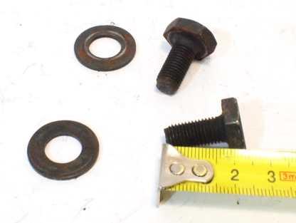 16mm kammen kiinnityspultit
