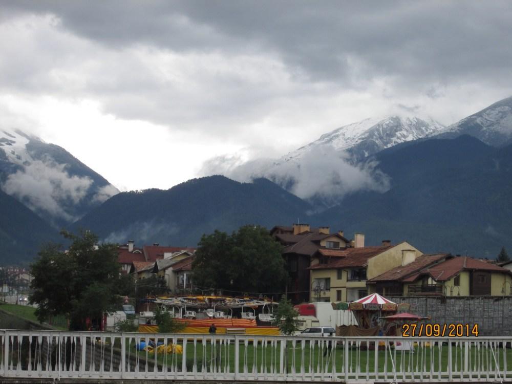 Etelä-Bulgarian vuorille? (2/6)