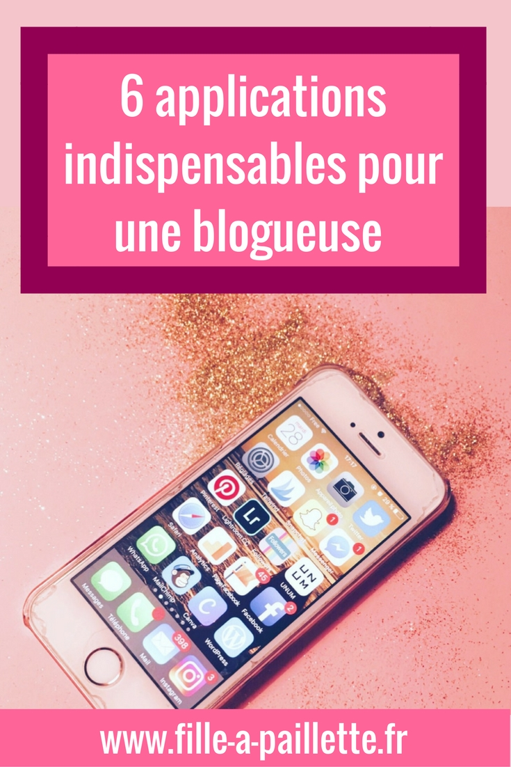 6 application blogging indispensables