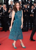 Bérénice Bejo - Prix d'interprétation féminine pour Le Passé