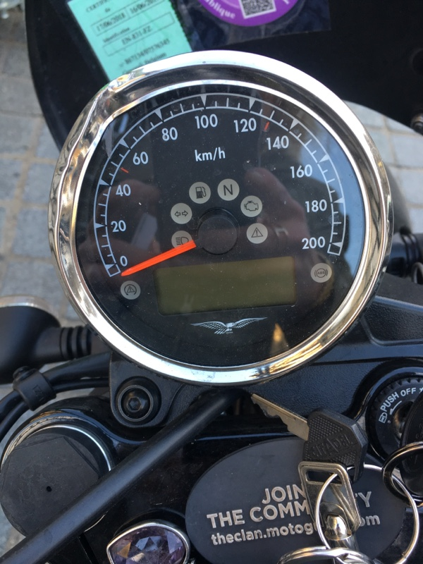 prise en charge degats moto AMV