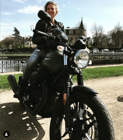 Fille au Guidon, vetements moto et accessoires pour les femmes qui roulent en deux roues sur les iron motors 2019