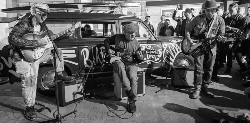 concert aux wheels and waves 2019