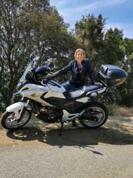 Road trip moto Corse du Sud
