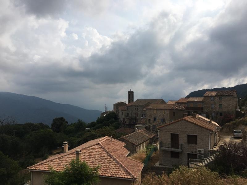 Sainte Lucie de Tallano : Road trip moto Corse