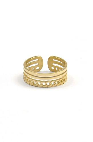 ZAG Bijoux Ring – Gourmet Goud