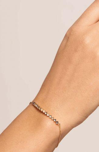 PD Paola Armband – Azure Goud