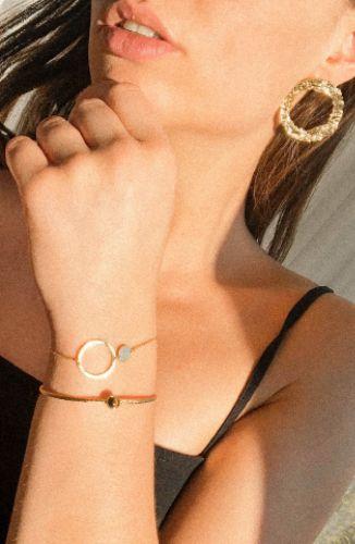 ZAG Bijoux Armband – Circle of Love Goud
