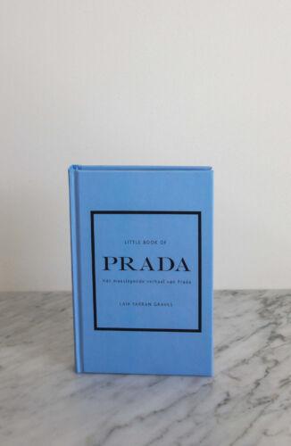 Koffietafelboek Prada