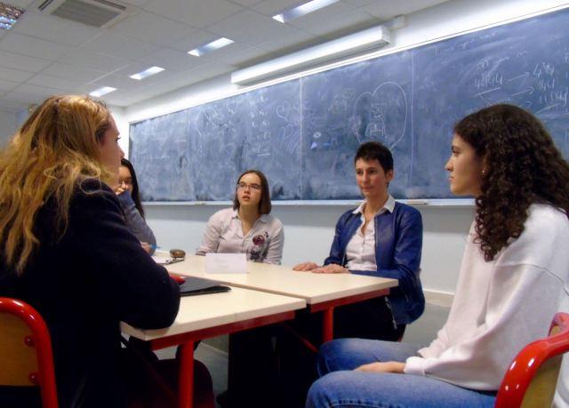 RJM Paris 2017 filles maths ENS Ulm Ariane Mézard