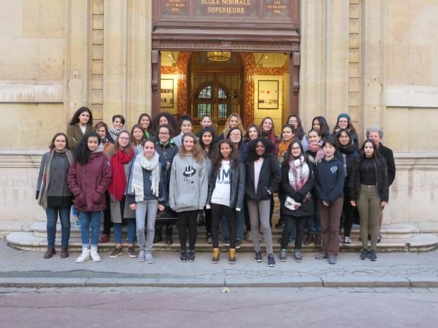 RJM Paris 2017 ENS Ulm filles maths
