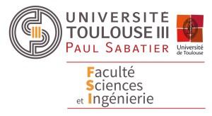 Faculté Sciences et Ingénierie Université Toulouse 3