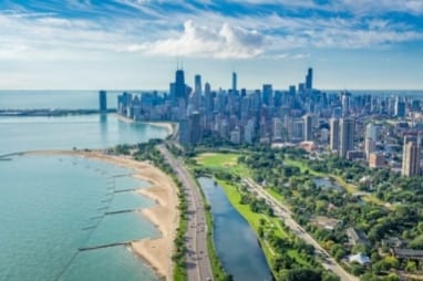 chicago expatriation famille