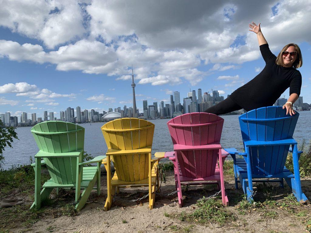 femme expatriée Toronto