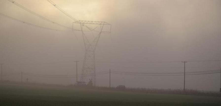 foggy sunrise 11-10-14