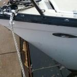 Broken Dock Lines!