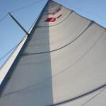 Sailing a friend's Lippincott 30