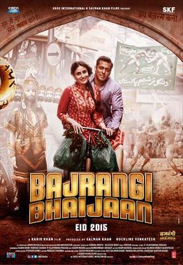 Bajrangi Bhaijaan – movie review