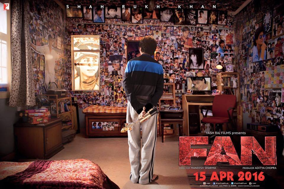 FAN Teaser Releases on SRK's Birthday