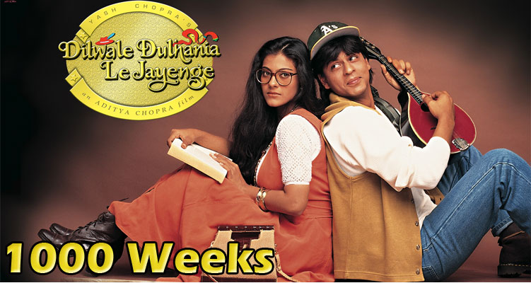 20 Years of Dilwale Dulhania Le Jayenge