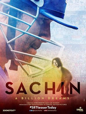 Sachin – A Billion Dreams | The Movie | Teaser Out