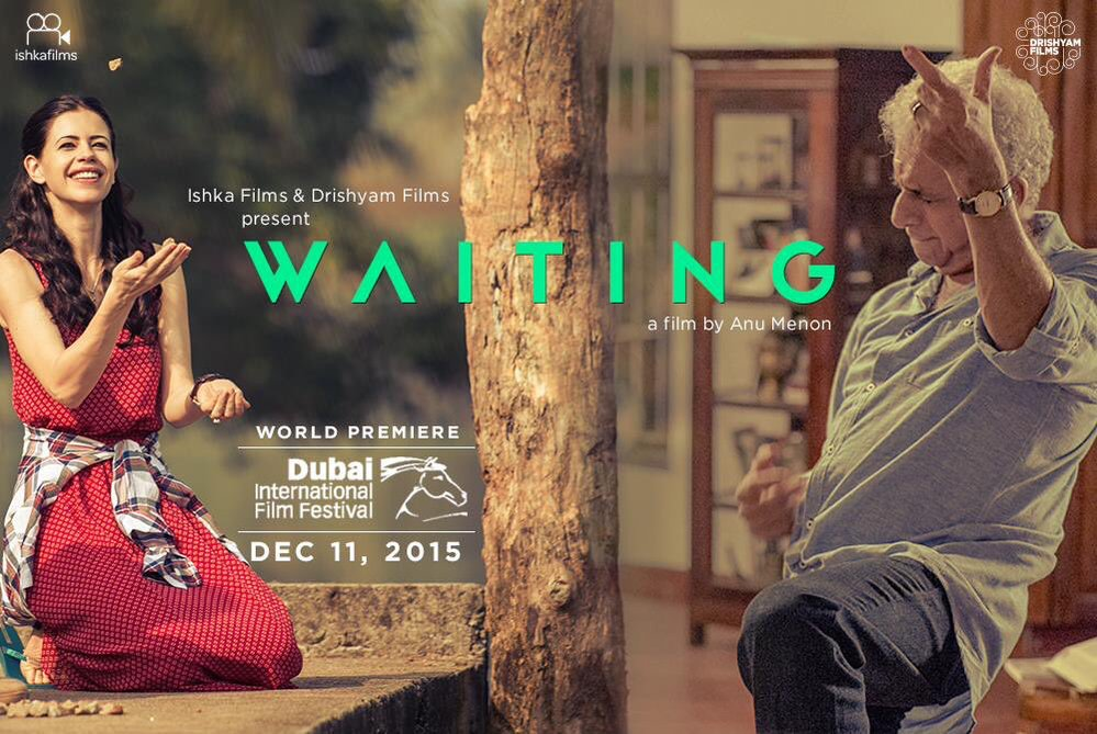 WAITING | Official Trailer | Naseeruddin Shah, Kalki Koechlin