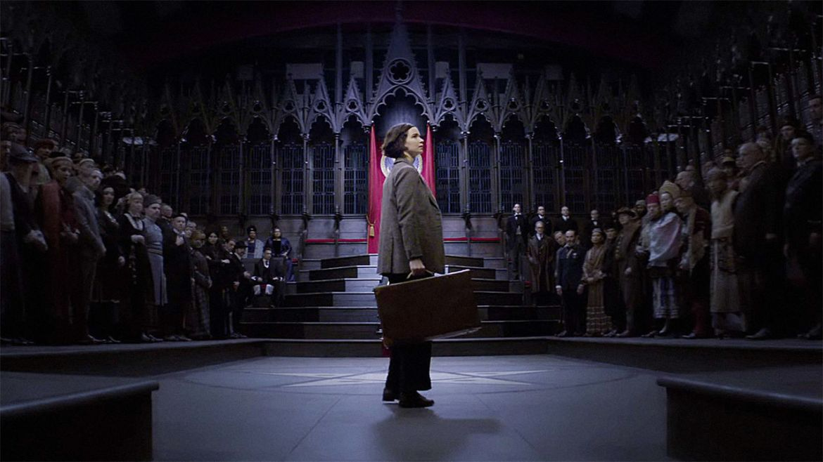 Fantastic Beasts and Where to Find Them Official Teaser Trailer #1 (2016)