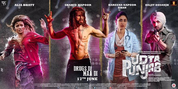 Udta Punjab| Does it fly high enough ??? Check out the movie review