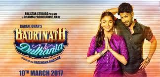 Badrinath Ki Dulhania | First Look | Varun Dhawan & Alia Bhatt