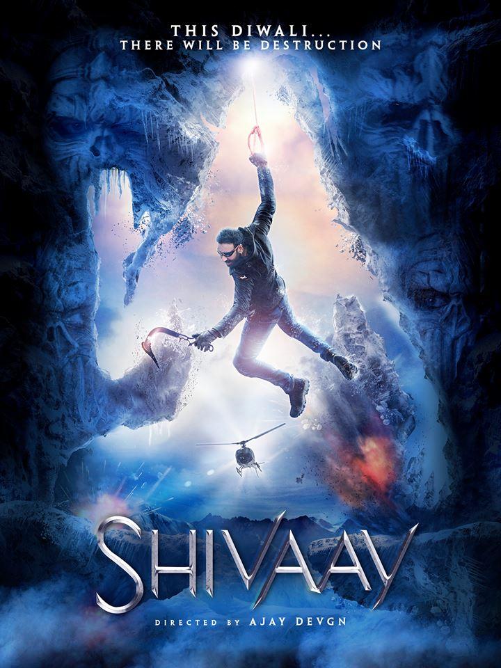 Shivaay   Poster   Diwali 2016