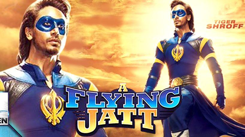 Tiger Shroff flies high as A Flying Jatt | Official Teaser