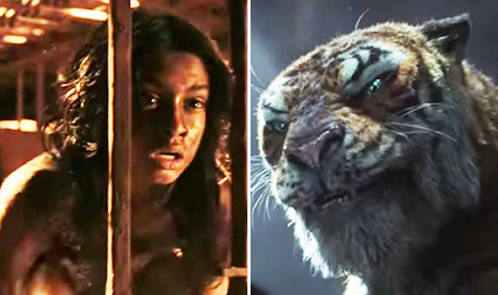 Catch the darker side of Mowgli, Andy Serkis new take on The Jungle Book