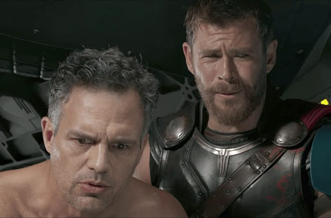 Hillarious deleted scene between Thor and Hulk from Thor – Ragnarock