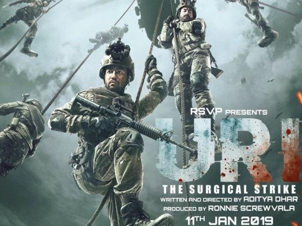 URI | The Surgical Strike | Official Trailer | This hardcore action will blow your mind.. !!!