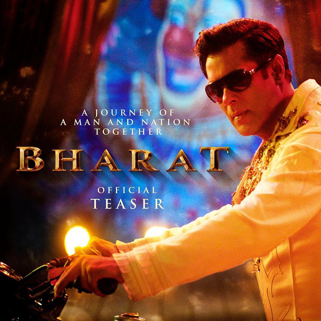 Bharat Teaser | Bhai is back with a Bang