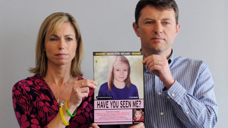 The Disappearance of Madeline McCann Trailer
