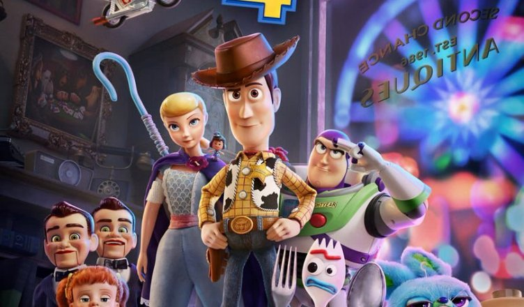Toy Story 4 -Trailer