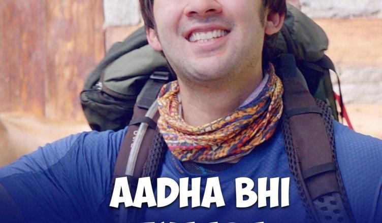 aadha Bhi zyada