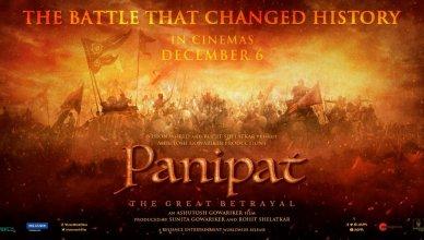 Panipat Poster