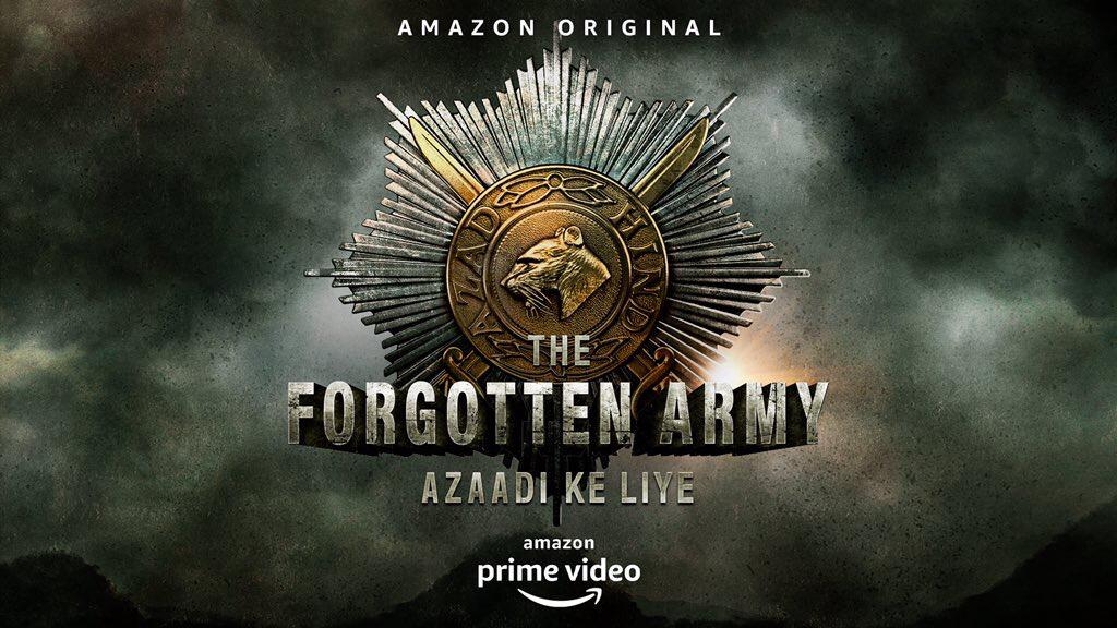 The Forgotten Army Azaadi Ke Liye – Official Teaser | Kabir Khan | Sunny Kaushal, Sharvari | 4K